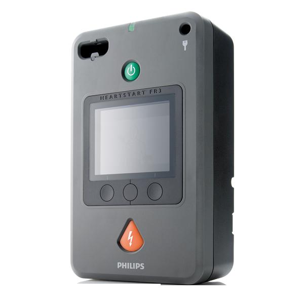 HeartStart FR3 är Philips bästa professionella kvalitets defibrillator fram till idag
